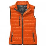 Fairview Ladies Bodywarmer , Orange, S