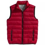 Mercer Bodywarmer , Red,Grey, S