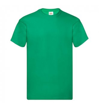 FOL •ORIGINAL T • 145 g/m2 • 100% bavlna , kelly green, S
